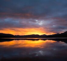 Loch Tulla ~ Glencoe  ~ Scotland by M.S. Photography/Art