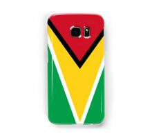 Guyana Flag T-Shirt - Guyanese Sticker Samsung Galaxy Case/Skin