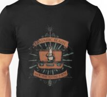 Fantastic beast and where to find them logo Unisex T-Shirt