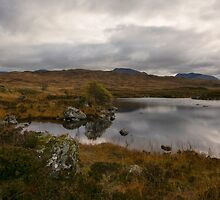Rannoch Moor ~ Glencoe ~ Scotland by M.S. Photography/Art