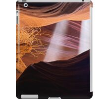 Light Beams in the Canyon iPad Case/Skin