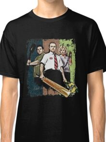 shaun of the dead Classic T-Shirt