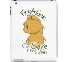 Firestar iPad Case/Skin