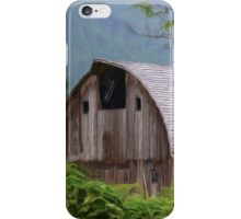 Middle Of Nowhere - Country Art iPhone Case/Skin