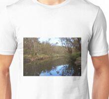 quiet on the river Unisex T-Shirt