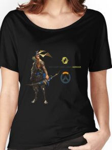 OVERWATCH HANZO Women's Relaxed Fit T-Shirt