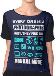 Love Photography Chiffon Top