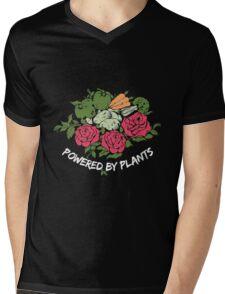 Vegan - Vegan Power Mens V-Neck T-Shirt