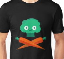Vegan - Veggie Pirate Unisex T-Shirt