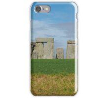 Ruins of Stonehenge iPhone Case/Skin