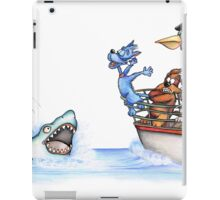 King of the World! iPad Case/Skin