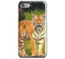 Tiger Bright iPhone Case/Skin