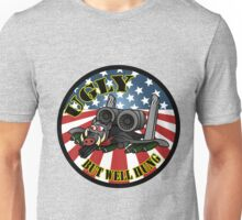 ugly but well hung Unisex T-Shirt