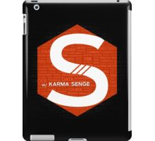Supercharge Your Trading Podcast iPad Case/Skin