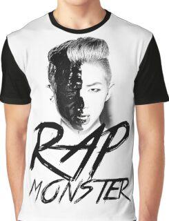 BTS - Rap Monster Graphic T-Shirt