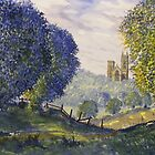 Bridlington Priory from Woldgate by Glenn Marshall