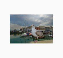Padstow, Cornwall, UK, The Seagull ~ Atlantic Coast Unisex T-Shirt