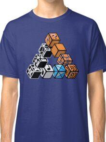 Impossible Blocks Classic T-Shirt