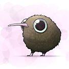 Cute Fat Kiwi by Demmy