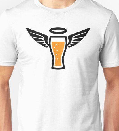 BEER ANGEL Unisex T-Shirt