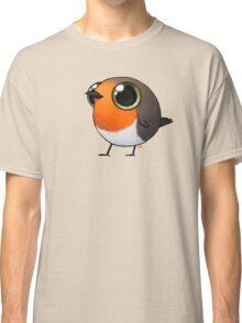 Cute Fat Robin Classic T-Shirt