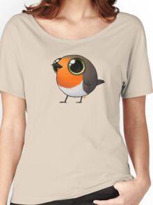 Cute Fat Robin Women's Relaxed Fit T-Shirt