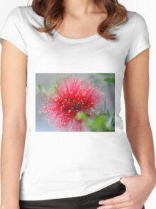 Bottlebrush Beauty Women's Fitted Scoop T-Shirt