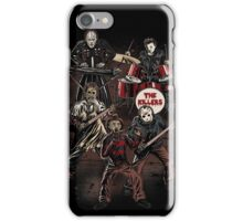 Death Metal Killer Music Horror iPhone Case/Skin