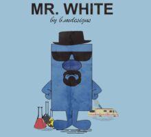 Mr. White by Billy Milton