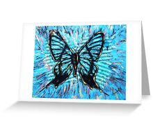 Rebirth Butterfly Greeting Card