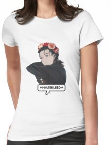 etheral yuri  Womens Fitted T-Shirt