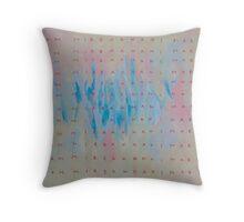 Maryam Mirzakhani Throw Pillow