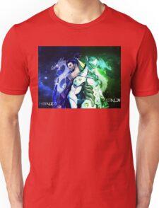 OVERWATCH GENJI HANZO Unisex T-Shirt