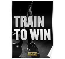 Train to Win Poster