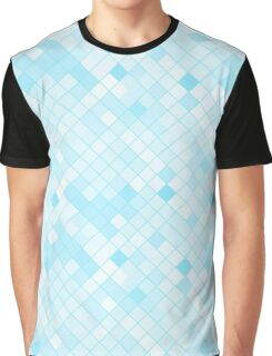 Abstract square color background for design Graphic T-Shirt