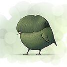 Cute Fat Finch by Demmy