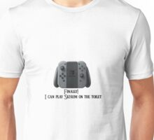 The Endless Possibilities of the Nintendo Switch Unisex T-Shirt