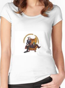 Twelve and Clara  Women's Fitted Scoop T-Shirt