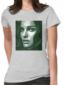 portman dollarbaby Womens Fitted T-Shirt