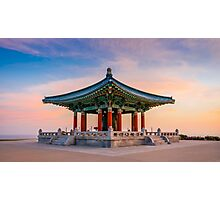 Friendship Bell Photographic Print
