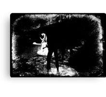The Body Electric Canvas Print