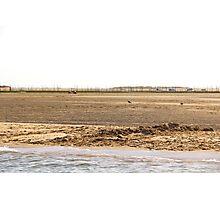 L'Ile aux Oiseaux - Bay of Arcachon, France. Photographic Print