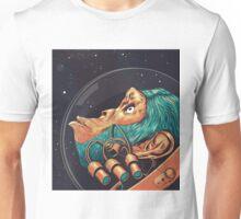 Ham the Chimp - Space ape Unisex T-Shirt