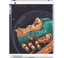 Ham the Chimp - Space ape iPad Case/Skin