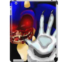 Something Isn't Right iPad Case/Skin