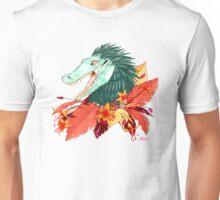 Friendly Raptor Unisex T-Shirt