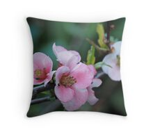 Spring Tide Throw Pillow