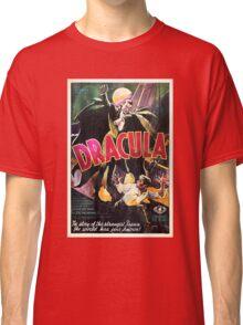 Vampire Poster Classic T-Shirt