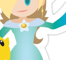 Chibi Rosalina Vector Sticker