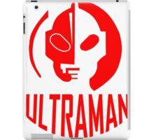 ultraman retro iPad Case/Skin